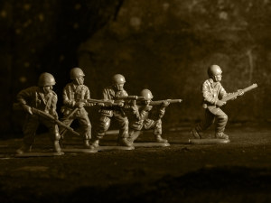 Wojna  i spokój